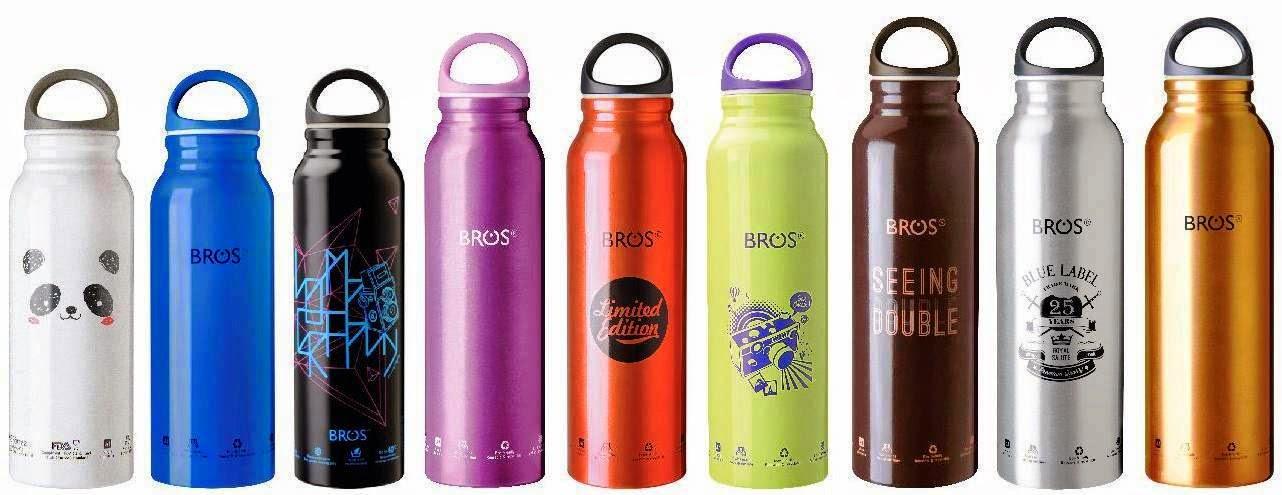 BROS alooart, safe water bottle, BROS e-Store, safe water bottle BROS e-Store