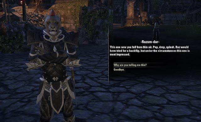 Elder Scrolls Online Razum-dar
