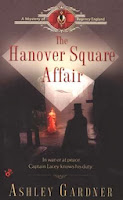 Cover of The Hanover Square Affair by Ashley Gardner