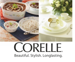 Buy Corelle Dinner Sets With Extra 35% Cashback Starting Rs.1599 : BuyToEArn