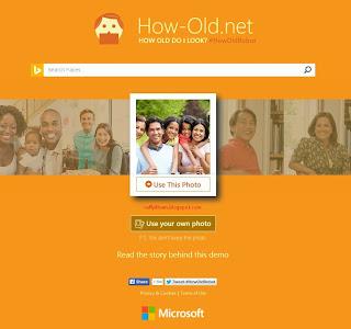Aplikasi Tebak Umur Dari Microsoft