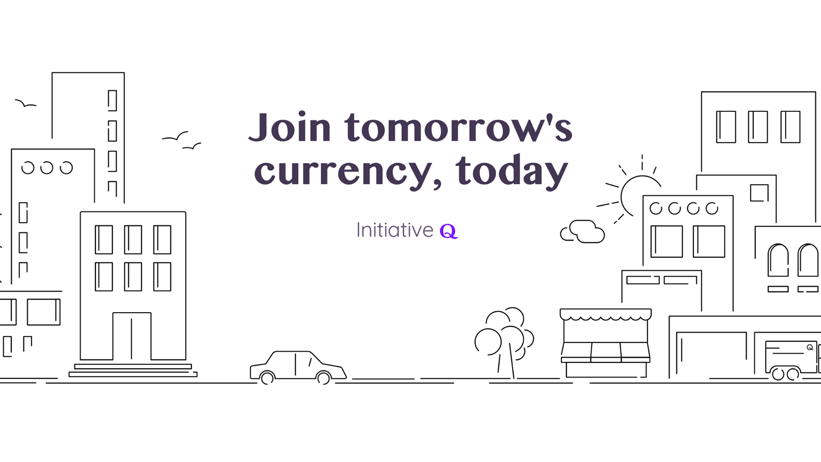 Join Q Currency for Future BitCoin