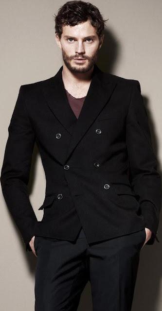 Jamie Dornan modelo profesional