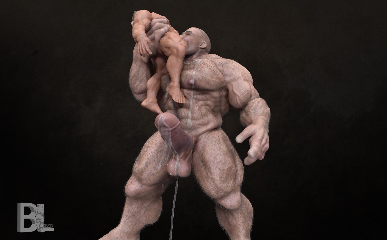 Ogre gay sex adult tube