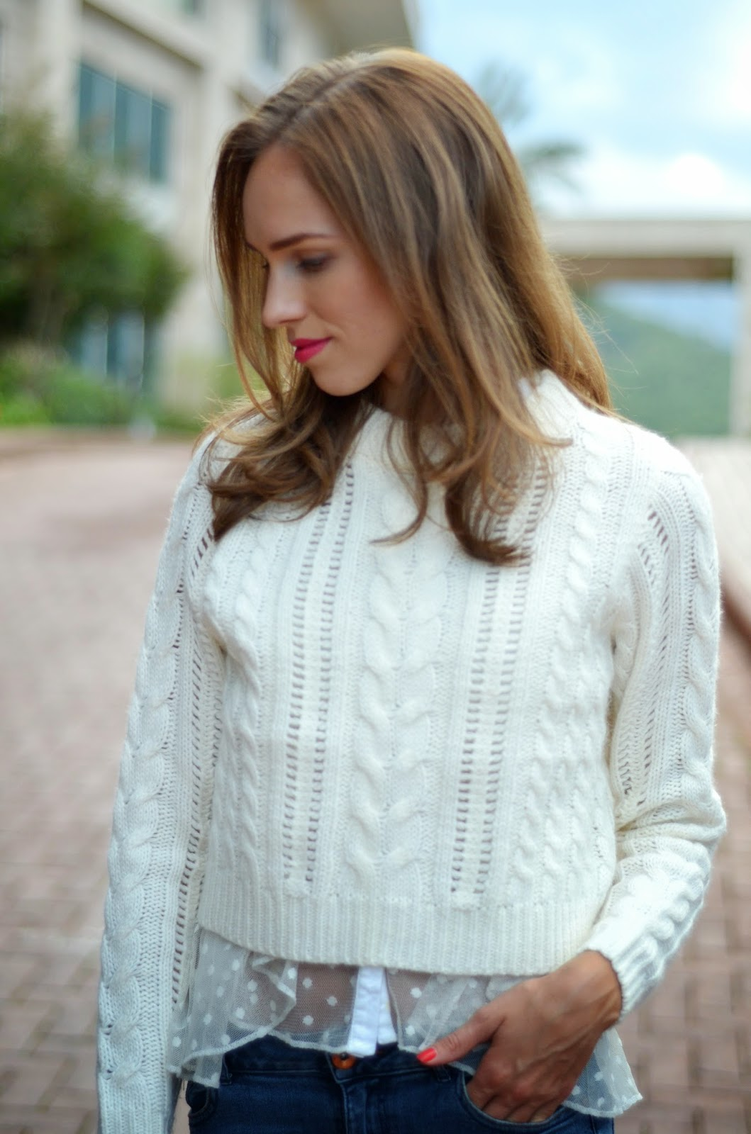 gina-tricot-white-knit-sweater-jumper