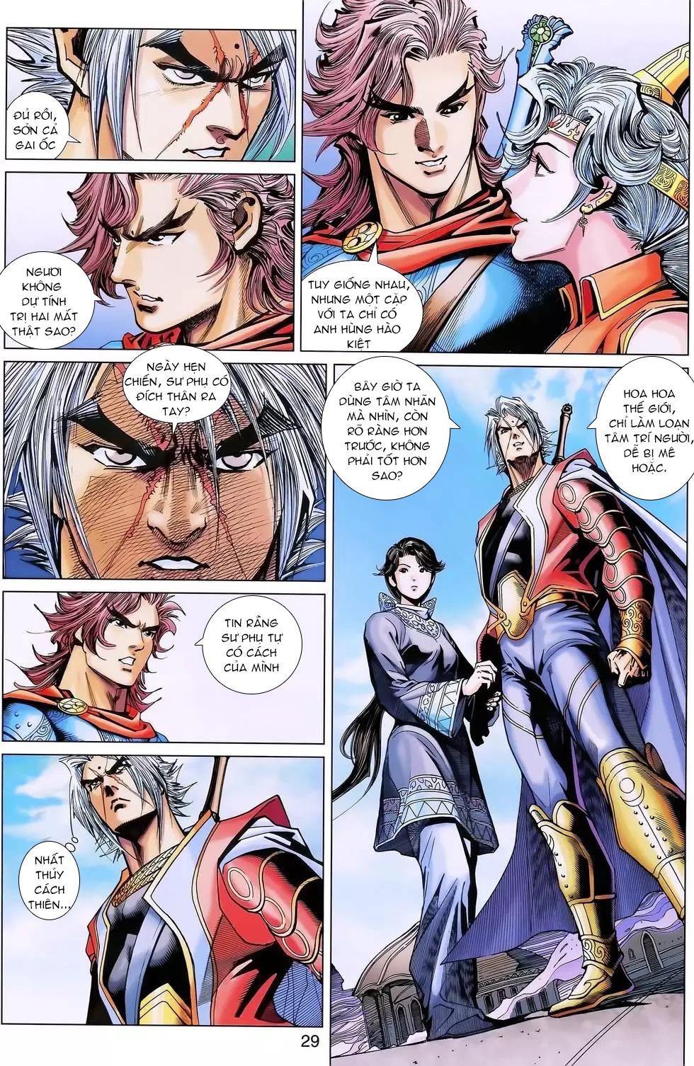 Thần binh huyền kỳ 3 - 3.5 tập 185 - 14