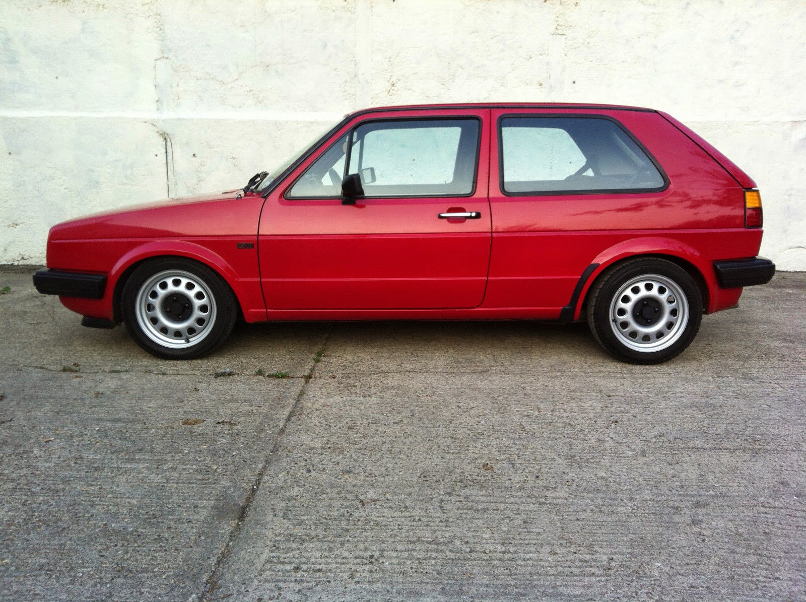 1985 volkswagen golf gt mk2 not gti buy classic volks. Black Bedroom Furniture Sets. Home Design Ideas