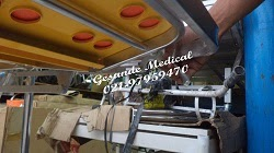 Detail Emergency Stretcher YDC-3D