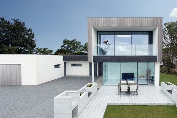 Zinc House,OB Architecture