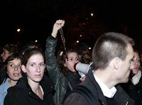 Teatro Blasfemo, Protesto, Jovens Católicos, Paris,Sobre o conceito do rosto do Filho de Deus, Cristianofobia, cristofobia, Romeo Castelluci