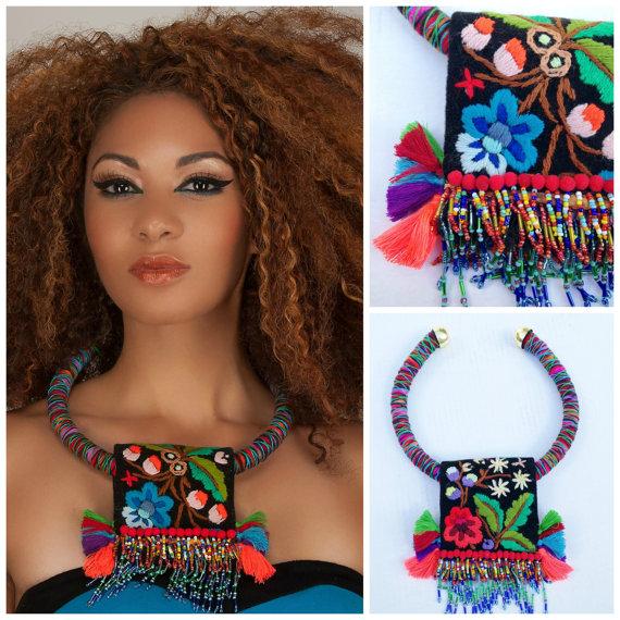 art etno jewelry
