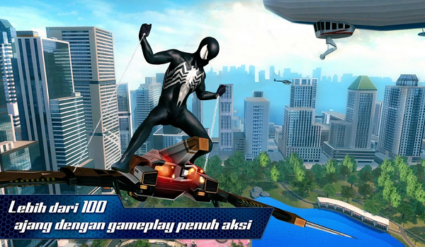 The Amazing SpiderMan 2 MOD APK V1.2.0 Unlimited Money ...