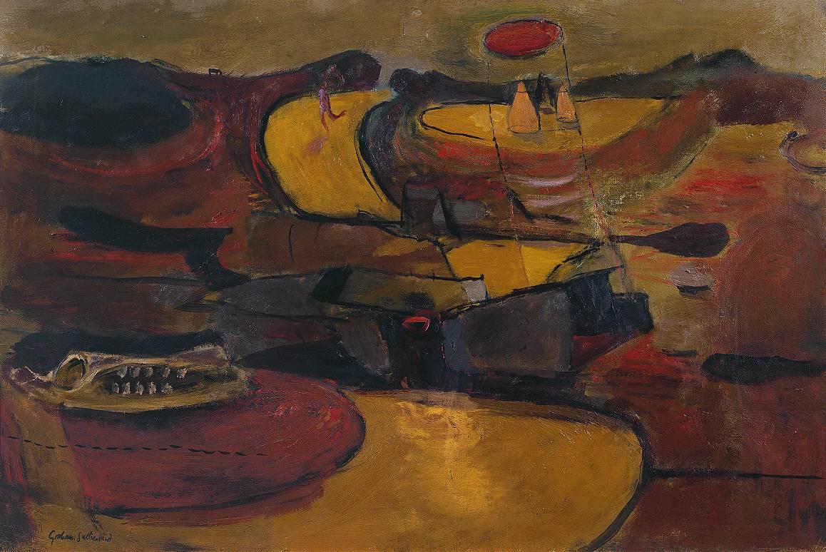Spotlight on... Graham Sutherland | The Imagined Museum