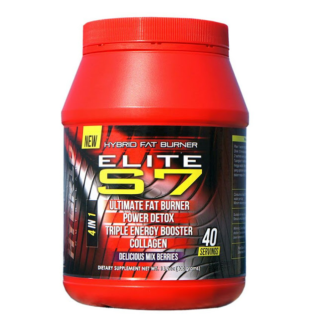 Elite S7 Hybrid Fat Burner