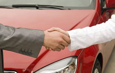 vendere auto online
