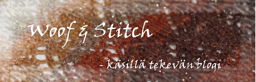 woof&stitch -käsillä tekevän blogi