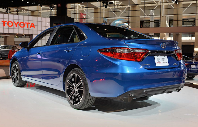 2016 Toyota Camry Special Edition Reviews | Toyota Camry Release