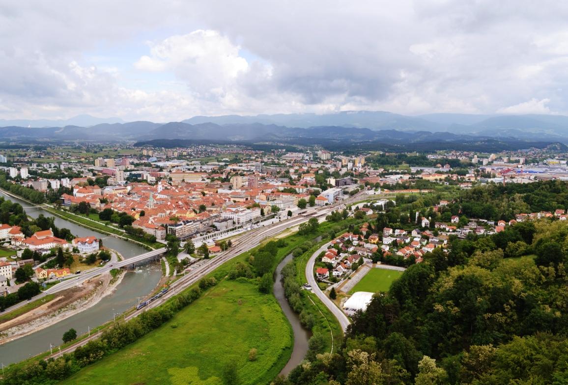 Celje Slovenia  city photos gallery : SLOVENIA: Celje Stari Grad