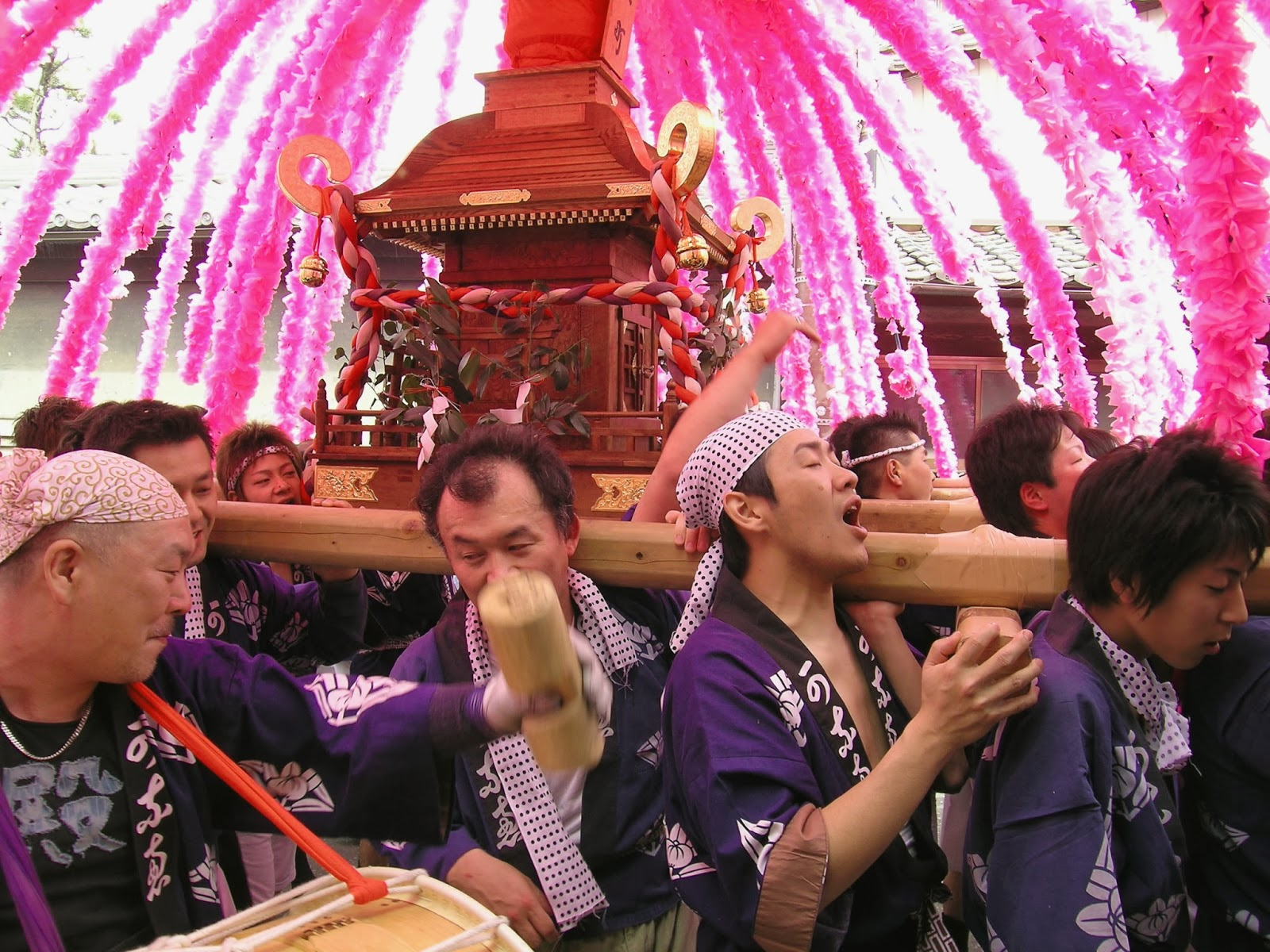 japanese festival essays Rituals and traditions of the buddhist obon festival obon or bon is the japanese festival celebrated to honor the dead and spirits of their ancestors it is the equivalent of the western or .