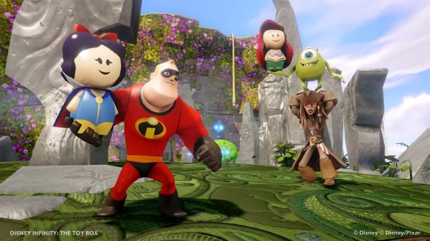 Nuevo Vídeo De Disney Infinity