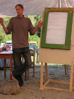 Pascal Depienne PDC oktató