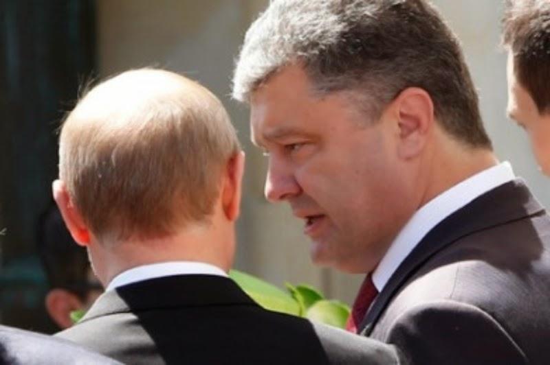 Госсекретарь США Кэрри заявил о наличии секретных договоренностей Путина и Порошенко