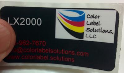 LX2000 Black Labels