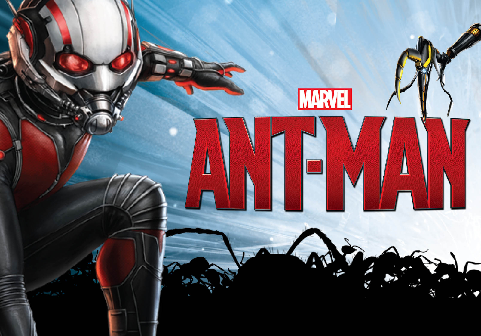 Ant-Man: First Look