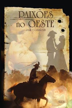 Meu outro livro Paixões no Oeste