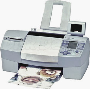 Get Canon S820D Inkjet Printers Driver and install
