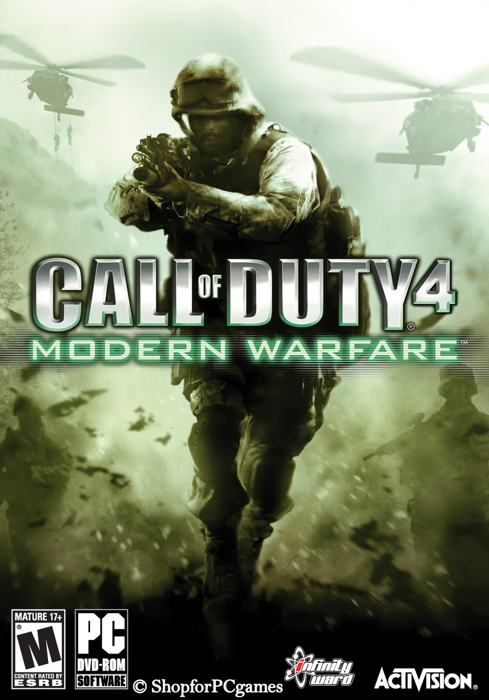 Download Call Of Duty 4 MW For Windows