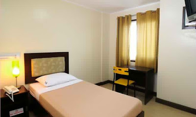 Single room - CBD Plaza Hotel