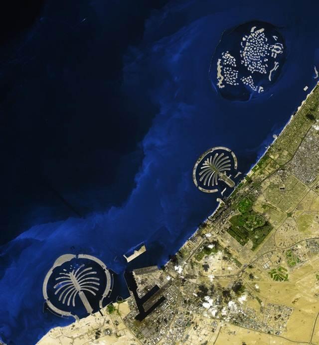 gambar-satelit-dubai-uae