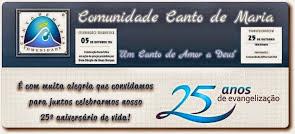 COMUNIDADE CANTO DE MARIA