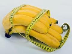 Cara diet dengan buah pisang