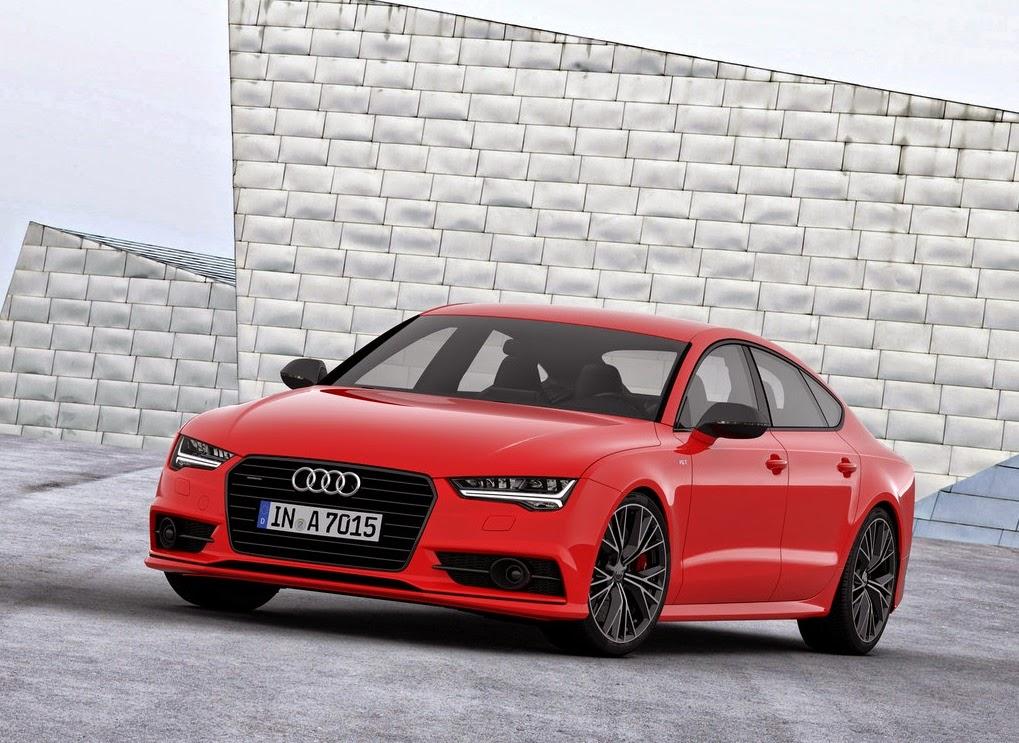 2015 Audi A7 Sportback 3.0 TDI competition