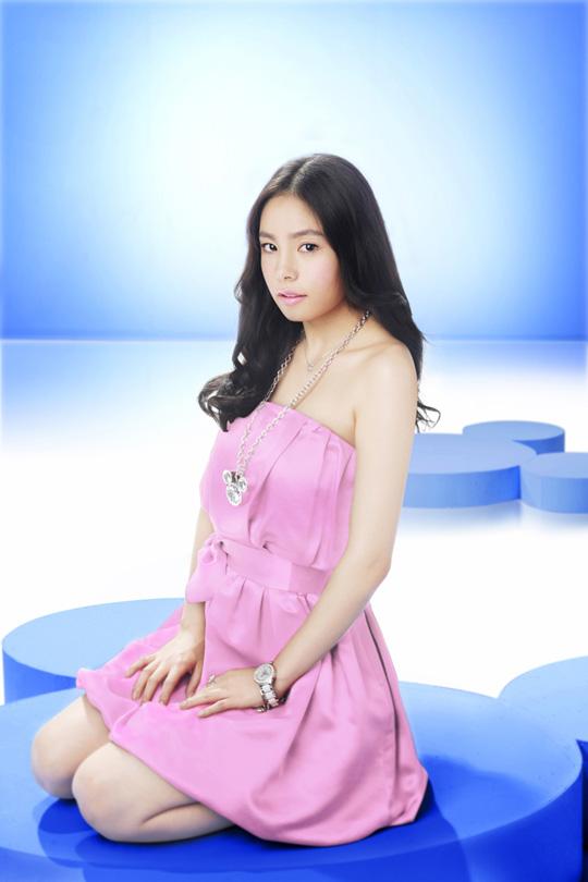 KoreanModelGirls-MinHyoRin