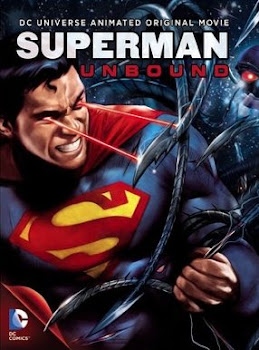 capa Baixar Superman: Unbound WEBRip AVI + RMVB Legendado