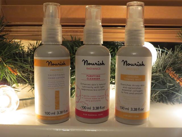 Nourish Skincare Review