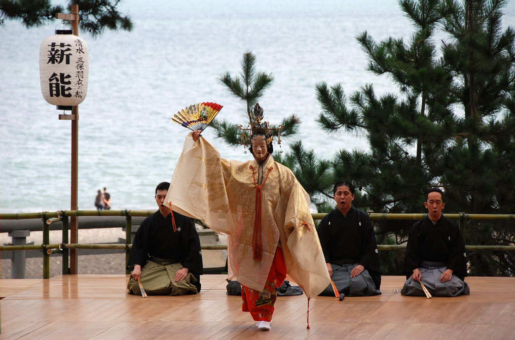 Hagoromo Festival - Miho Hagoromo Matsu