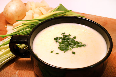 The JC100: Julia Child's Vichyssoise - Photo Courtesy of Humble Pie