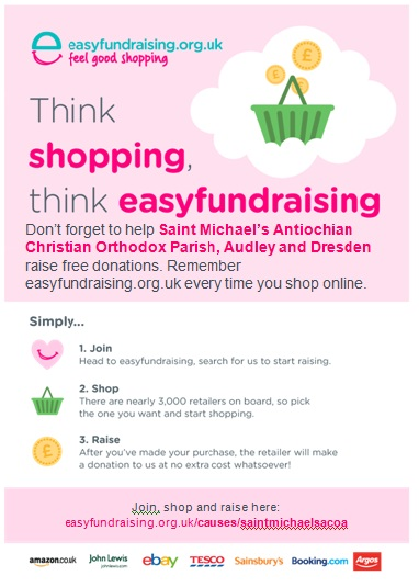 EasyFundraising flyer