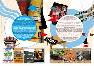 Interior reportaje El REvistín 98