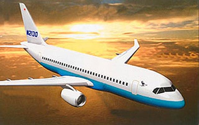 Desain Pesawat N2130 IPTN