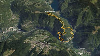 GPS Col del Gallo