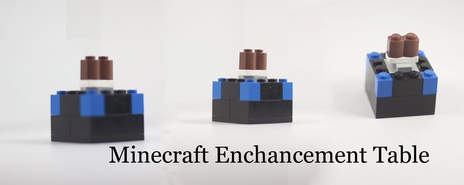enchantment table minecraft