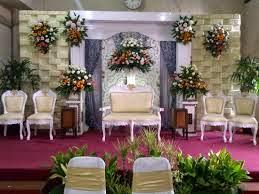 dekorasi kartini dekorasi pengantin di rumah