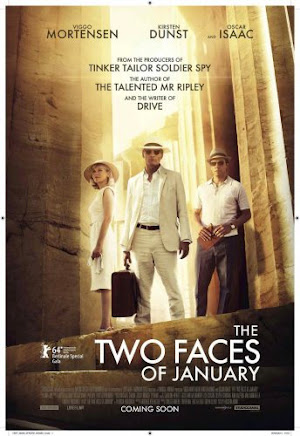 Pemain The Two Faces Of January