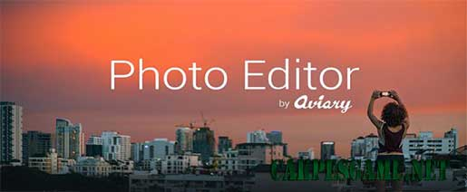 Photo Editor by Aviary Premium Apk v4.4.5 Final
