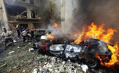 19th_October_2012_Beirut_Blast_that_killed_Brigadier_General_Wissam_al-Hassan